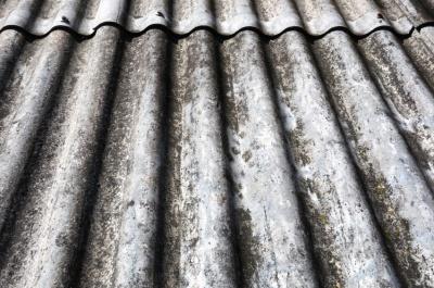 Asbest Eingeatmet